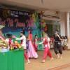 Liên đội trường Tiểu học Lê Đình Chinh Vui tết trung thu