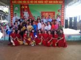 Tập thể CB-GV-NV trường Tiểu học Lê Đình Chinh